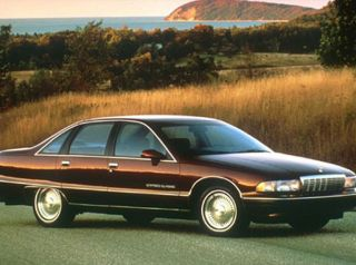 What was the 1991 Motor Trend Car of the Year?