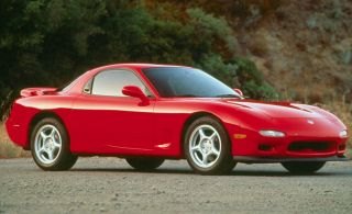 What was the 1993 Motor Trend Import Car of the Year?