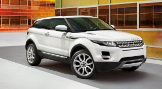 What was the 2012 Motor Trend SUV of the Year?