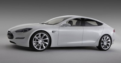 The Model S has the most _________ of any car in its class.