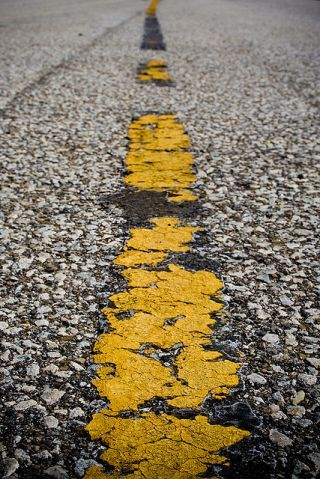 If a broken yellow line is on your side of the center dash stripe, then: