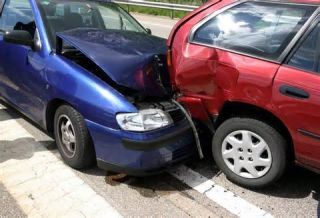 If a CA driver with a provisional license is involved in two -at fault- collisions within the first twelve months of holding the license, he or she must: