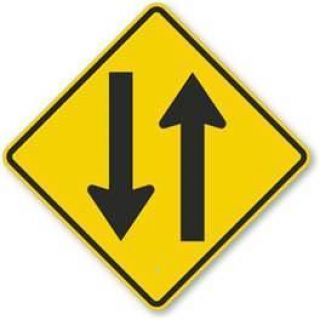 What does this sign indicate?