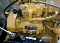 The air compressor governor controls: