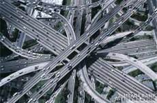 You have just left an freeway or expressway and are starting to drive on an ordinary highway. You should