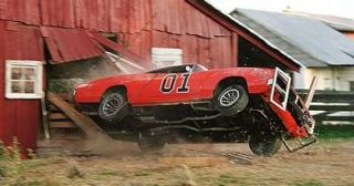 What is the name of car the Duke Boys drove?