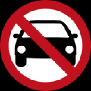 When you see this sign, it is OK to drive on this road.