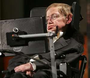 Steven Hawking's current voice says: I hate turnpikes!